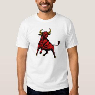 Tauro Bull Playeras