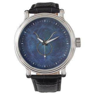 Tauro Reloj