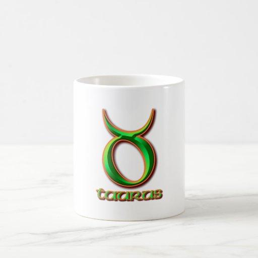Tauro Taza De Café