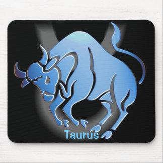 Tauro - zodiaco Mousepad
