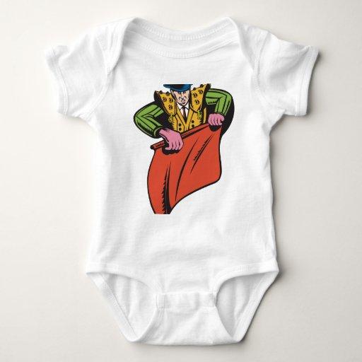 Tauromaquia de Matador del torero Tee Shirts