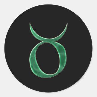 Taurus #3 Sticker