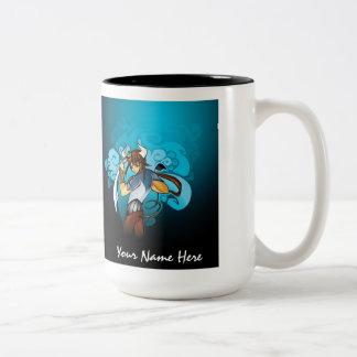 Taurus Add Your Name Mug