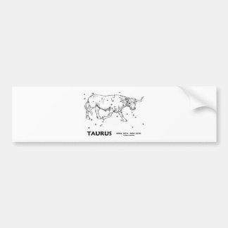Taurus (April 20th - May 20th) Bumper Sticker