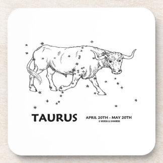 Taurus (April 20th - May 20th) Drink Coaster