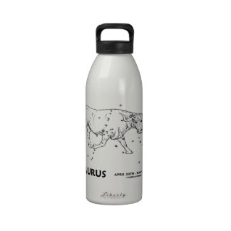 Taurus (April 20th - May 20th) Drinking Bottle