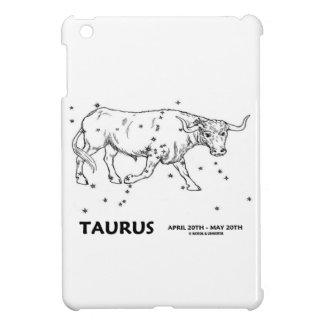 Taurus (April 20th - May 20th) iPad Mini Covers