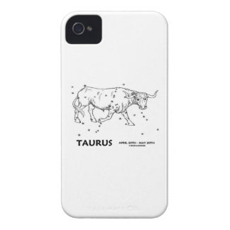 Taurus (April 20th - May 20th) iPhone 4 Covers