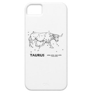 Taurus (April 20th - May 20th) iPhone 5 Covers