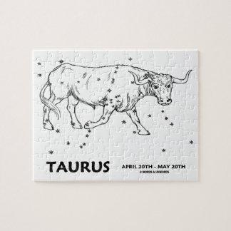 Taurus (April 20th - May 20th) Jigsaw Puzzle