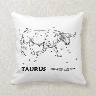 Taurus (April 20th - May 20th) Pillows