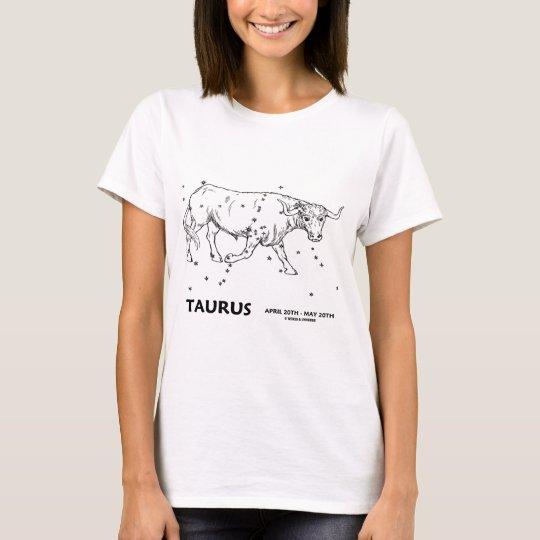 Taurus (April 20th - May 20th) T-Shirt