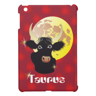 Taurus April 21 tons May 20 iPad mini covering iPad Mini Cover