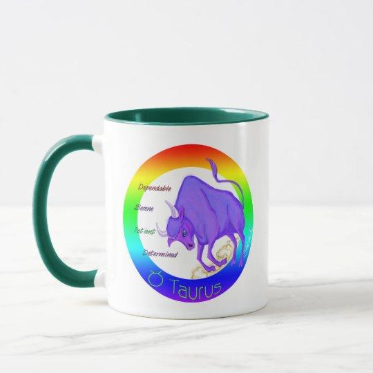 TAURUS: April - May Mug