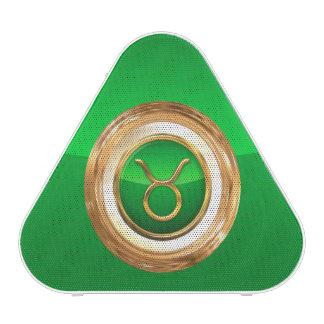 Taurus Astrological Sign Bluetooth Speaker