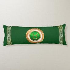Taurus Astrological Sign Body Pillow
