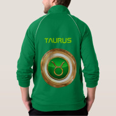Taurus Astrological Sign Jacket