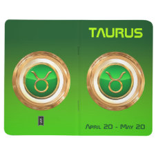 Taurus Astrological Sign Journal