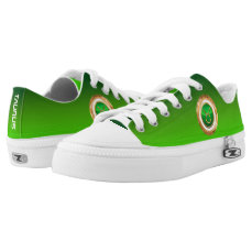 Taurus Astrological Sign Low-Top Sneakers