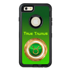 Taurus Astrological Sign OtterBox Defender iPhone Case