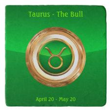 Taurus Astrological Sign Trivet