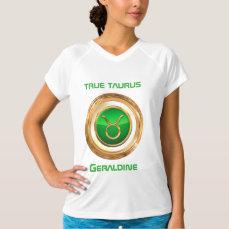 Taurus Astrological Symbol T-Shirt
