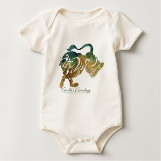 Taurus Astrology Baby Clothes Baby Creeper