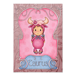 Taurus Birthday 2 - SRF Card
