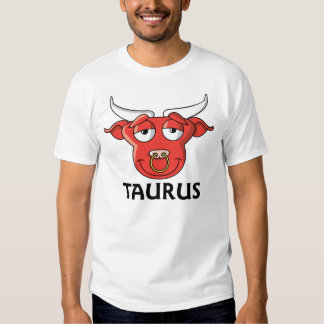Taurus Cartoon T-shirt
