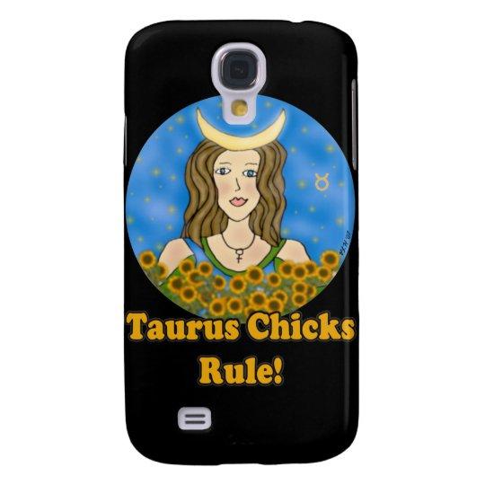 Taurus Chicks Rule! Samsung S4 Case