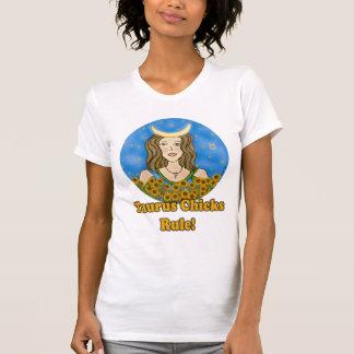 Taurus Chicks Rule! Tshirt