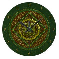 Taurus Clock