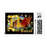 Taurus-Design Font-2-D Stamp