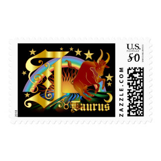 Taurus-Design Font-2-I Postage