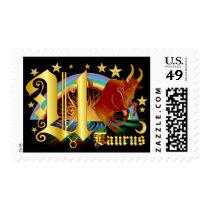 Taurus-Design Font-2-U Postage
