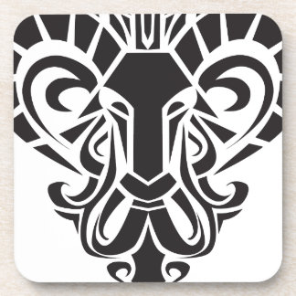 Taurus Drink Coaster