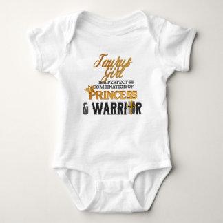 TAURUS Girl Princess Warrior Horoscope Birthday Baby Bodysuit