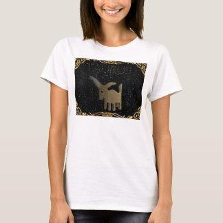 Taurus golden sign T-Shirt
