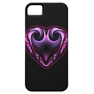 Taurus Heart Fractal iPhone 5 Cover