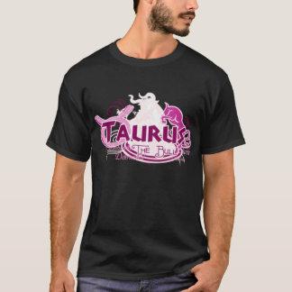 Taurus horoscope zodiac sign t shirt