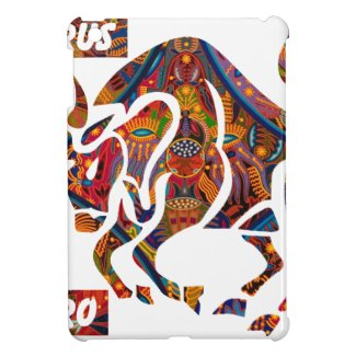 TAURUS HOROSCOPES MAYAN PRODUCTS iPad MINI CASE