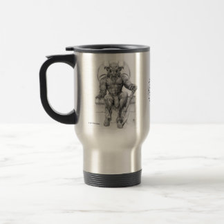 Taurus II Travel Mug