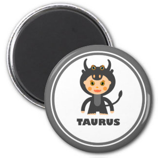 Taurus is my Zodiac sign Magnet