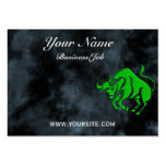 Taurus Large Business Cards (Pack Of 100)