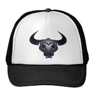 Taurus Leather Pride Hat