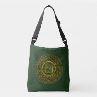 Taurus Mandala All-Over-Print Bag