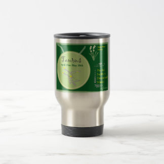 Taurus May Travel Mug