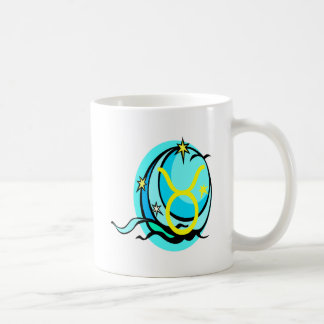 Taurus Classic White Coffee Mug