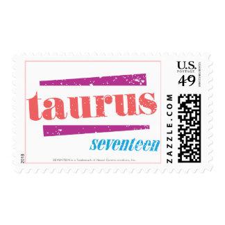 Taurus Pink Postage