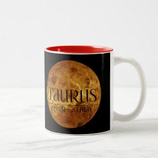 Taurus Planet mug (Venus)